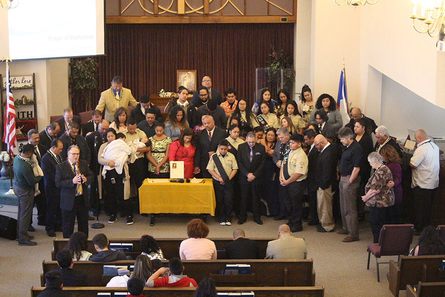 Independence Samoan Company Officially Becomes A Church – Iowa